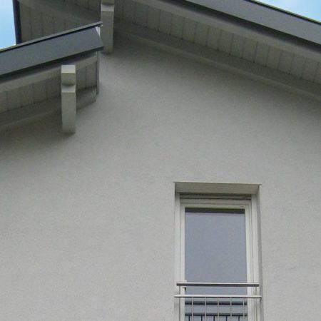 Montage in Fensterlaibung