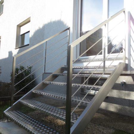 Außentreppe
