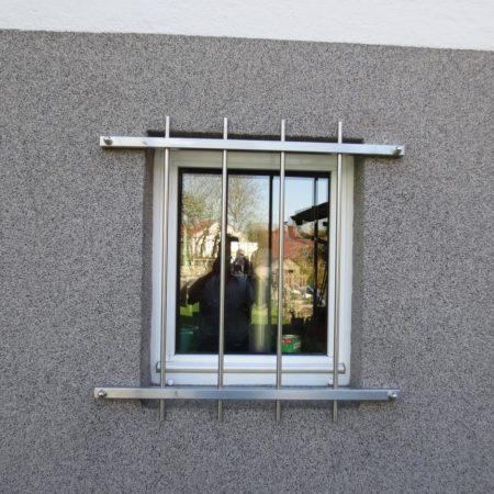 Sicherheit bei kleinen Fenstern