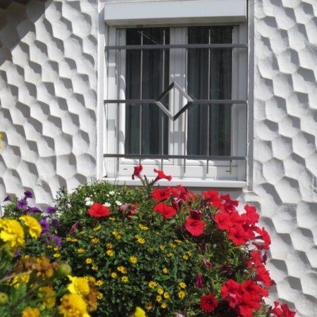 Sicherheitsgefühl durch Fenstergitter