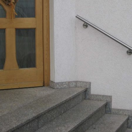 Sicherer Eingang