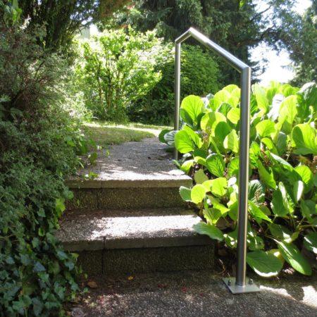 Einbindung in die Gartengestaltung