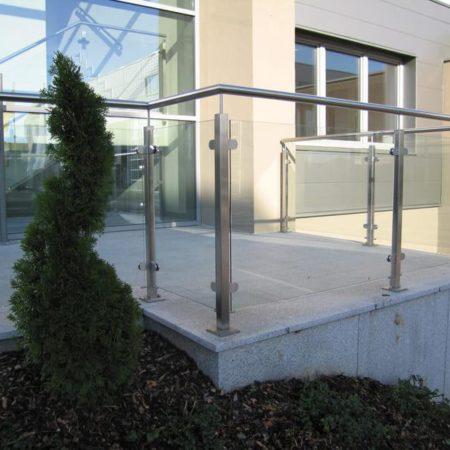 Eleganter Eingangsbereich