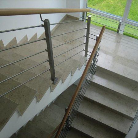 Verschweißungen über mehrere Stockwerke
