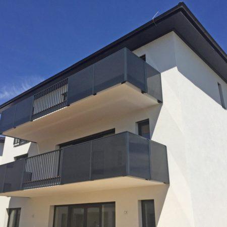 Moderner Wohnbau