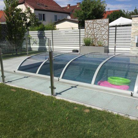 Schutz rund um's Pool