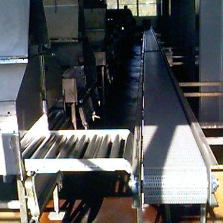Moderne Produktionsstraßen