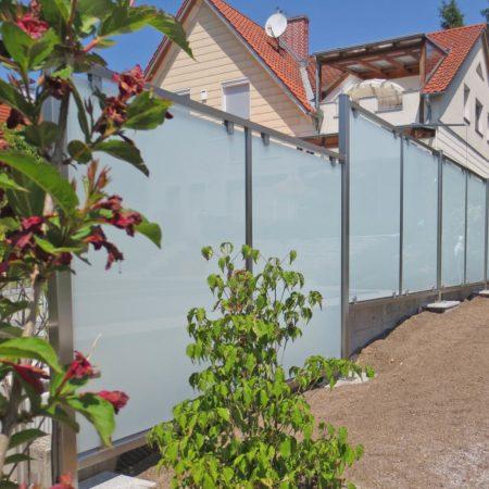 Edelstahl & Glas