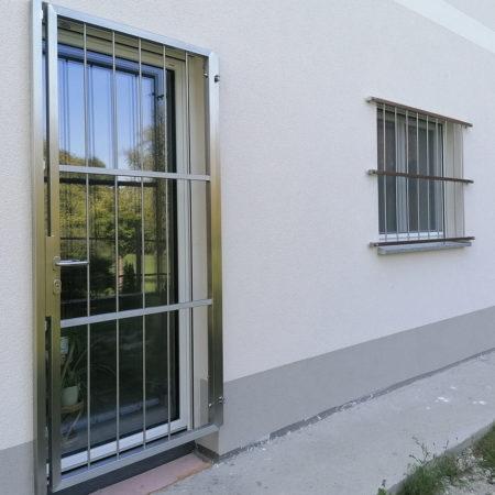 Sicherung bei Terrassentüren